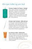 Cleanance Specialserien til alle stadier af fedtet og uren hud - Page 3