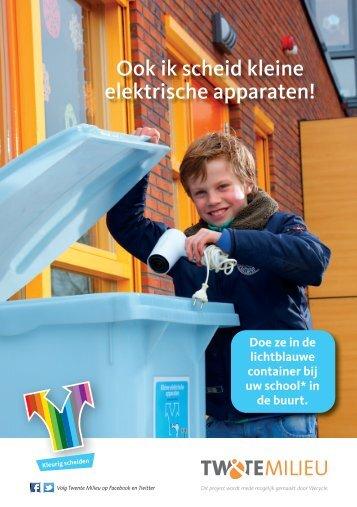 Bekijk de flyer! - Twente Milieu