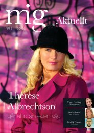 Läs Artikel - Therese Albrechtson