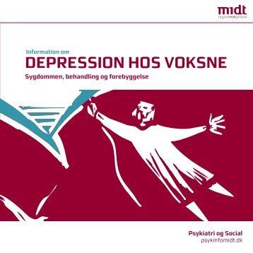 Depression Hos voksne