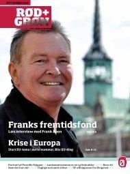 Franks fremtidsfond - Enhedslisten