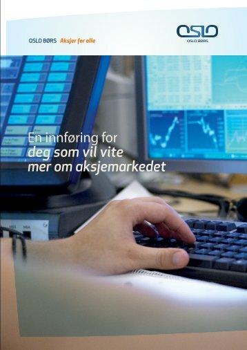 Aksjer for alle - Skandiabanken