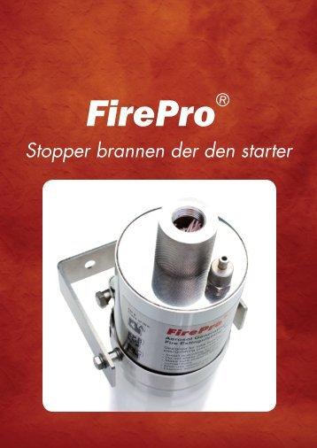 FirePro - Ernst Nilsen AS