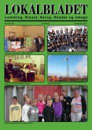 1 Nummer 39 9. Årgang December 2011 - Serup Siden