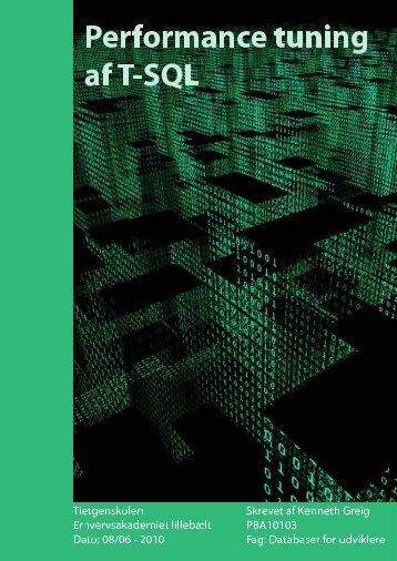 PBA10103 -Kenneth Greig - Database eksamensopgave