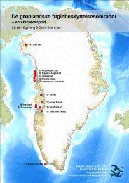 Nr. 87 De grønlandske fuglebeskyttelsesområder 2012