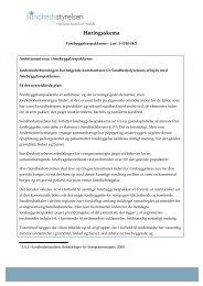 Læs høringssvaret fra Jordemoderforeningen