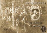 jubilæumsskrift - Pionererne