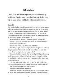 Klinikken - Pornobiblioteket.dk