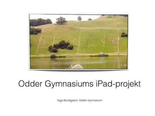 Projektledelse - Odder Gymnasium
