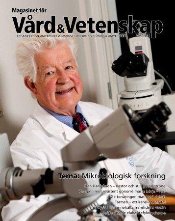 Vård & Vetenskap nr 3 2011 - Örebro läns landsting
