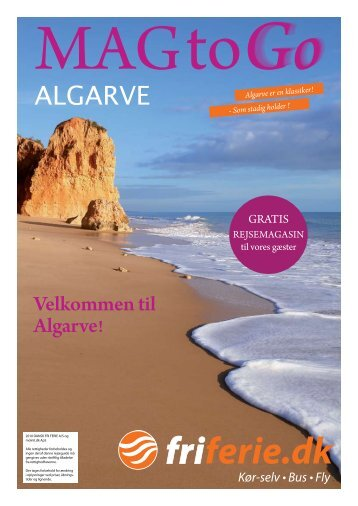 algarve - Dansk Fri Ferie