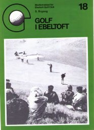 1 - Ebeltoft Golf Club