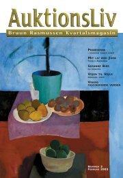 Auktionsliv nr. 2 - Bruun Rasmussen