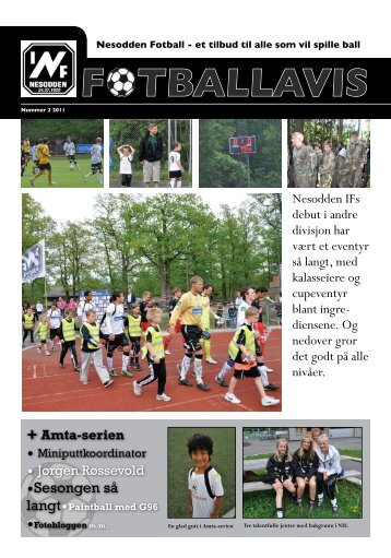 f tballavis - Nesodden IF Fotball