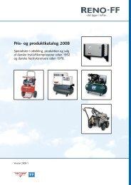 Pris- og produktkatalog 2008