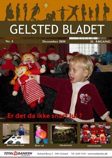 Gelsted Bladet - GelstedBladet