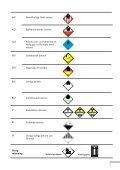 Transport av farligt gods – ADR och IMDG - Schenker - Page 3