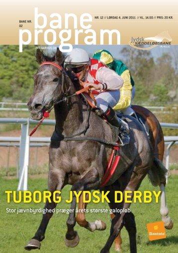 TUBORG JYDSK DERBY - Skovlund Opdræt