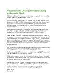 Årsmødebrochure - Dansk Gas Forening - Page 3