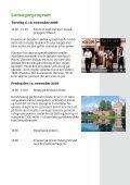 Årsmødebrochure - Dansk Gas Forening - Page 6