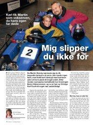 13. september 2010 Familiejournalen - Børns Voksenvenner