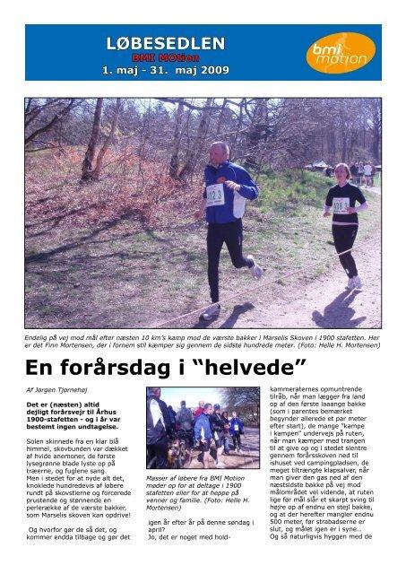 """En forårsdag i """"helvede"""" - Beder-Malling Idrætsforening"""