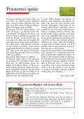 Veerst, Bække og Gesten kirkeblad - Gesten sogn - Page 3