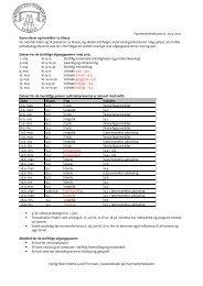 Hummeltofteskolen d. 25.4. 2012 Kære elever og forældre i 9 ...
