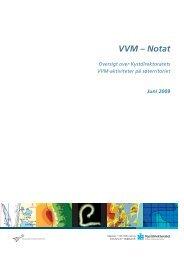 VVM – Notat