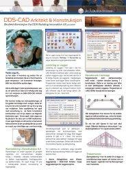 DDS-CADArkitekt & Konstruksjon