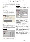 Makapor brugerhåndbog Version 3.14 - Materialestyring ... - Page 5