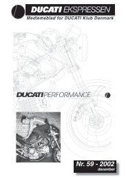 Nr. 59 - 2002 - Ducati Klub Danmark