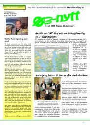 ØB-Nytt Utgave juli 2009 - Ølen Betong AS