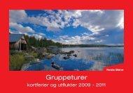 NB Gruppeturer 2009_A4.indd - Tide Reiser