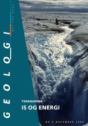 Is og energi - Geus