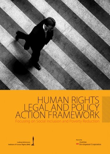 HumAn RIgHtS LegAL And PoLIcy ActIon FRAmewoRk FocuSIng on ...