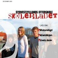WutomiAgri Idrætslinjen Livets skole - Sydvestjyllands Efterskole