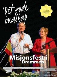 Misjonsfest i - DFEF