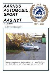 AARHUS AUTOMOBIL SPORT AAS NYT