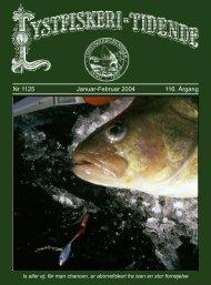 Nr 1125 Januar-Februar 2004 116. Årgang - Lystfiskeriforeningen