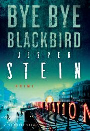 Jesper stein BYE BYE BLACKBIRD - Politikens Forlag