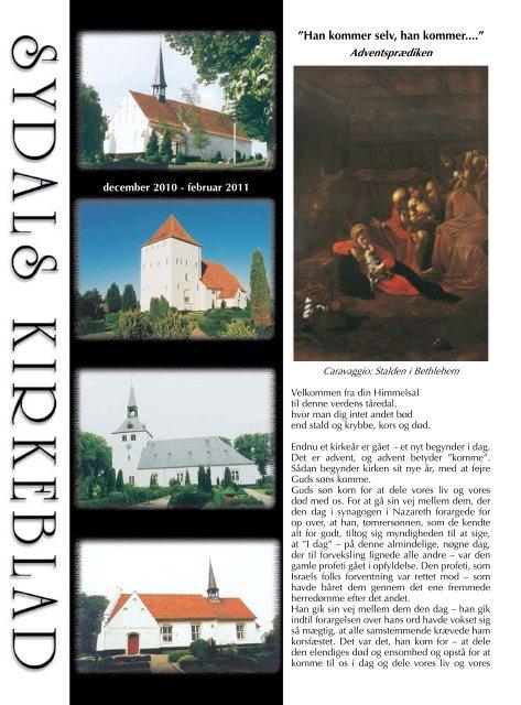December 2010 - Februar 2011 - Lysabild Kirke