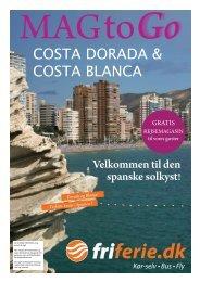 Costa dorada & Costa BlanCa - Dansk Fri Ferie