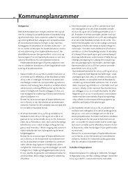 Kommuneplanrammer - Aarhus Kommune Mediebibliotek