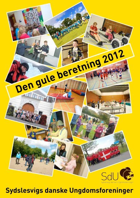 Den gule beretning 2012 - SdU