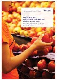 Læs bilag Oxford rapport - Konkurrence
