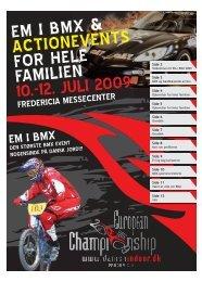 BMX-avis Danish Indoor Fredericia