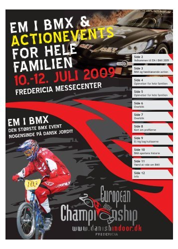 BMX-avis Danish Indoor Fredericia
