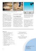 Vedligeholdelse af betonbelægninger - Dansk Beton - Page 6